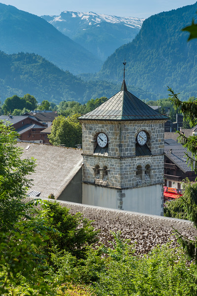 Church of Our Lady of the Assumption - Samoëns, France