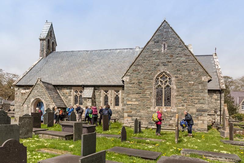 St John the Baptist - Llanystumdwy