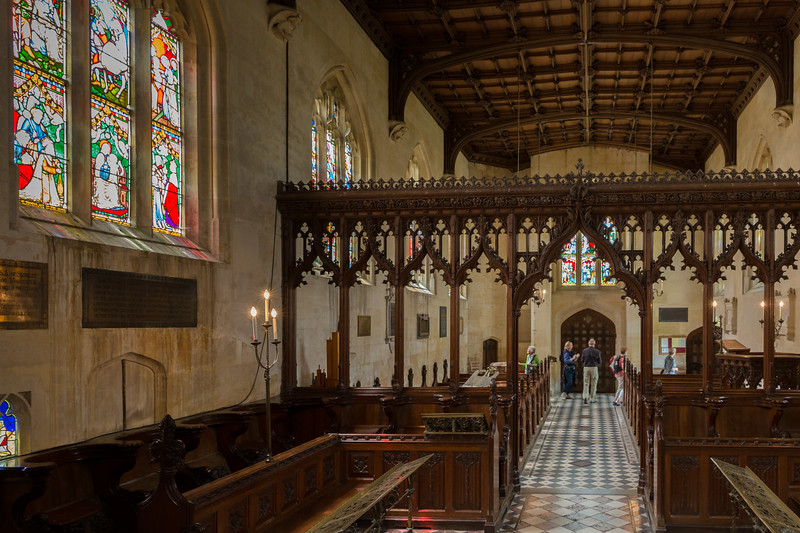 The Church of St Mary - Sudeley