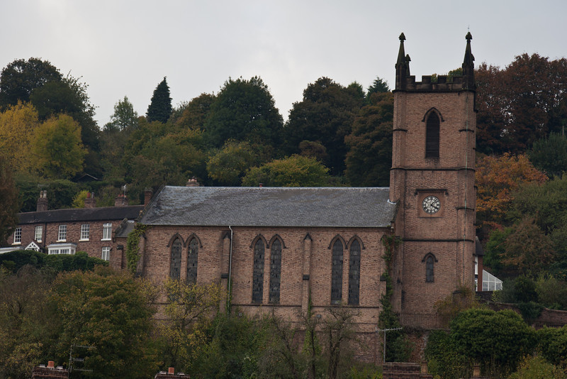 St Lukes - Ironbridge