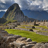 "Huayna Picchu and ""industrial sector."""