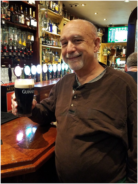 Ireland County Galway Galway City 3 Tom at Freeneys Pub September 2017