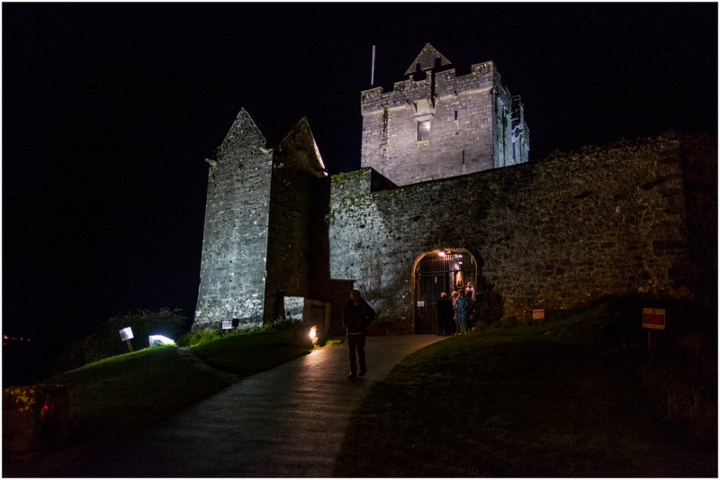Ireland County Galway Galway Bay Kinvara 20 Dunguaire Castle September 2017