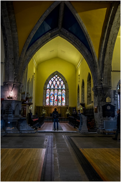 Ireland County Galway Galway City 28 1300s Church September 2017