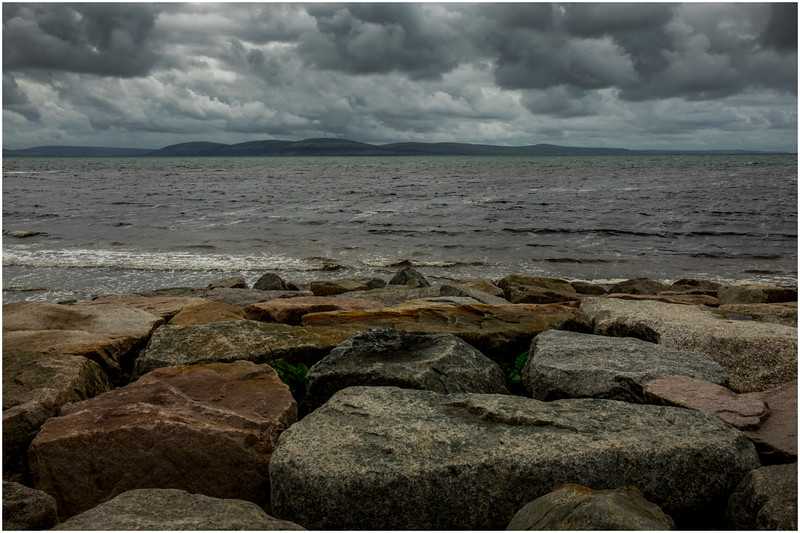 Ireland County Galway Galway Bay 22 September 2017