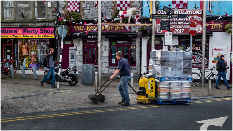 Ireland County Galway Galway City 11 September 2017