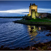 Ireland County Galway Galway Bay Kinvara 2 Dungaire Castle September 2017