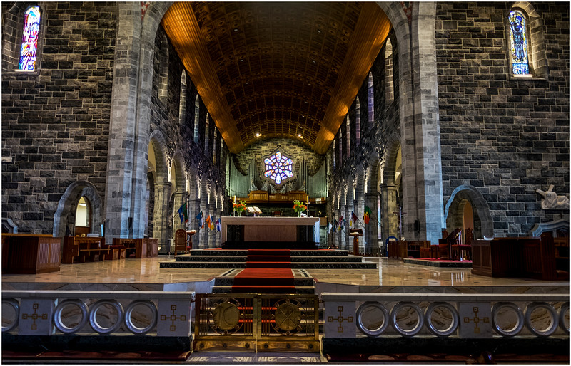 Ireland County Galway Galway City 57 Galway Cathedral September 2017