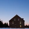 Olson house winte Feb 2009