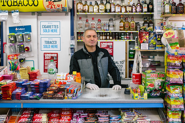My local corner shop has reduced it's hours but stays open and well stocked. He has not put his prices up.
