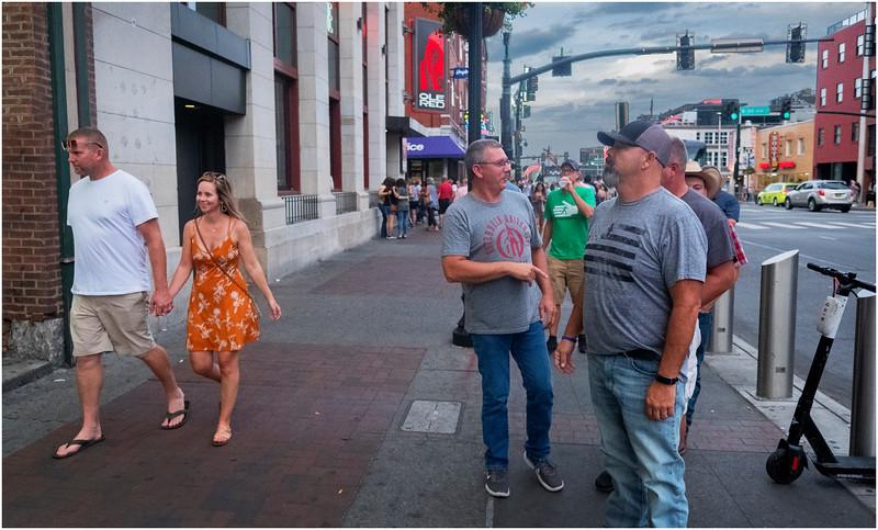 Tennessee Nashville Broadway 11 September 2019