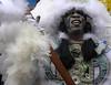 Mardi Gras in New Orleans, LA , Feb. 9-12, 2013. By Lisa Bundy