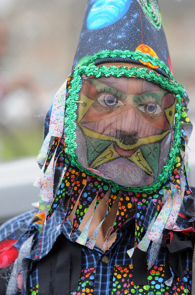 Mardi Gras in New Orleans, LA , Feb. 9-12, 2013. By David Bundy
