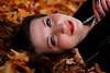 Portrait session with Hollie Prater Sexton at Freeman Lake