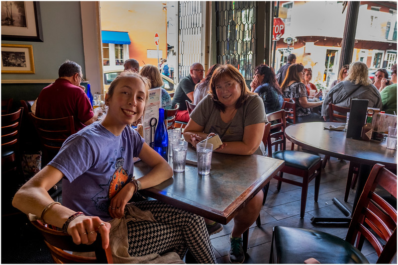 Louisiana New Orleans French Quarter Family 1 March 2018