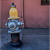 Louisiana New Orleans French Quarter Street Detail 28 March 2018