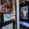 Louisiana New Orleans French Quarter Street Detail 23 March 2018