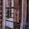 Louisiana New Orleans French Quarter Street Detail 20 March 2018