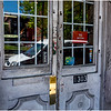 Louisiana New Orleans French Quarter Street Detail 24 March 2018