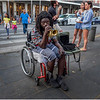 Louisiana New Orleans French Quarter Street Life 12 March 2018