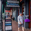 Louisiana New Orleans French Quarter Street Life 17 March 2018