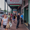 Louisiana New Orleans French Quarter Street Life 16 March 2018