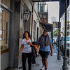 Louisiana New Orleans French Quarter Street Life 20 March 2018