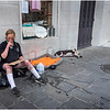 Louisiana New Orleans French Quarter Street Life 1 March 2018