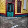 Louisiana New Orleans Marigny Street Detail 21 March 2018