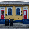 Louisiana New Orleans Marigny Street Detail 14 March 2018