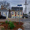 Louisiana New Orleans Marigny Street Detail 18 March 2018
