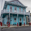 Louisiana New Orleans Marigny Street Detail 19 March 2018