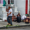 Louisiana New Orleans Marigny Street Life 7 March 2018
