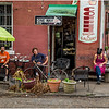 Louisiana New Orleans Marigny Street Life 6 March 2018