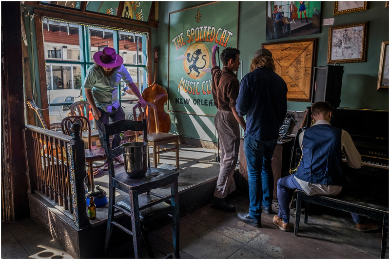 Louisiana New Orleans Marigny Interiors 1 March 2018