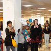 """The Reenactment of the March on Washington, """"I Have a Dream"""" speech from Dr. Martin Luther King Jr. Perfrormed by Amarillo's Julian Reese at the JBK Student Center on WTAMU campus in Canyon, TX. January 22, 2018. [Shaie Williams for Amarillo Globe News]"""