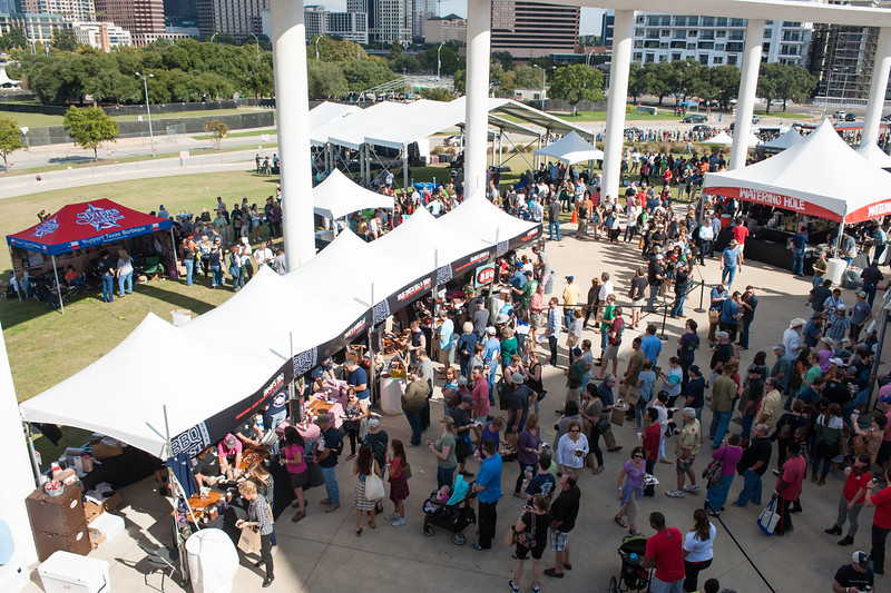 Texas Monthly BBQ Fest 2015