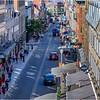 Canada Quebec PQ 120 Rue St Jean Upper Town June 2018