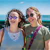 Canada Quebec PQ Erin and Jenna Terrace Dufrains 2 June 2018