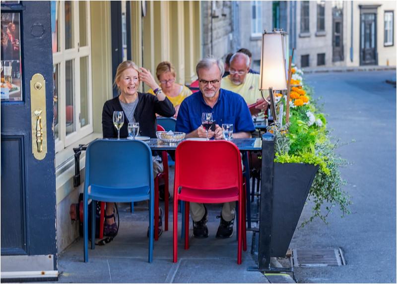 Canada Quebec PQ 140 Rue St Jean Upper Town June 2018