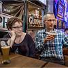 Canada Quebec PQ Kathy and Bob Murphys Pub Rue St Jean June 2018