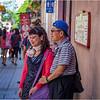Canada Quebec PQ 103 Rue Petit Champlain Lower Town June 2018