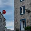 Canada Quebec PQ 168 Cote Du Colonel Dambourges Lower Town June 2018
