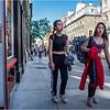 Canada Quebec PQ 49 Rue St Jean Upper Town June 2018