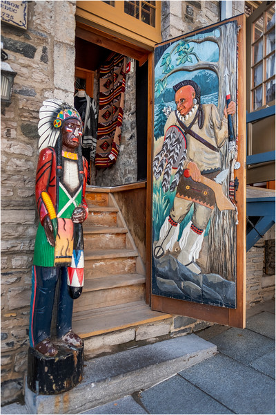 Canada Quebec PQ 31 Rue Sous Le Fort June 2018