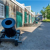 Canada Quebec PQ 45 Town Wall Upper Town June 2018