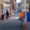 Canada Quebec PQ 141 Rue Cuillard Upper Town June 2018