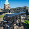 Canada Quebec PQ 42 Town Wall Upper Town June 2018