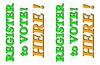 Register PLAIN x2 17 11