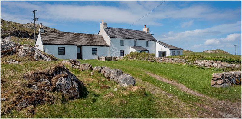 Scotland Isle of Iona 7 May 2019